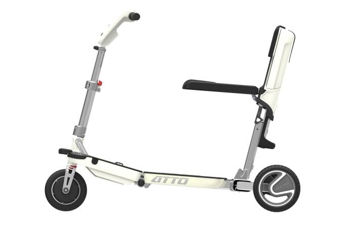 scooter pieghevole disabili