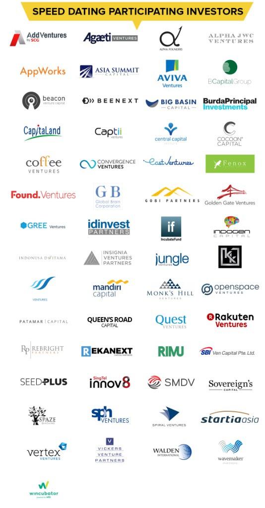 Startup có cơ hội hẹn hò với 57 nhà đầu tư 15-16/05 2