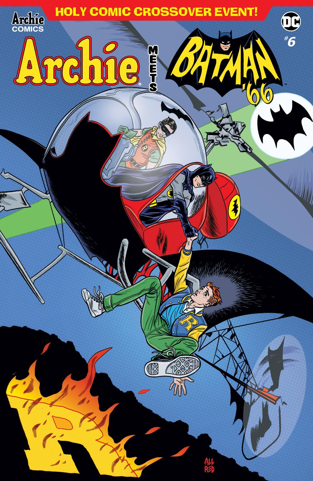 ARCHIE MEETS BATMAN '66 #6: CVR A Allred
