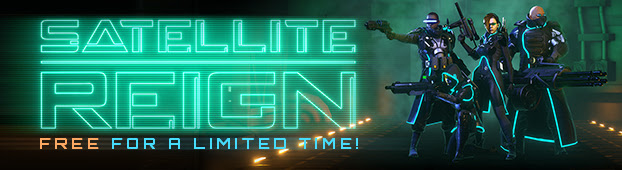 Satellite Reign FREE for a limited time