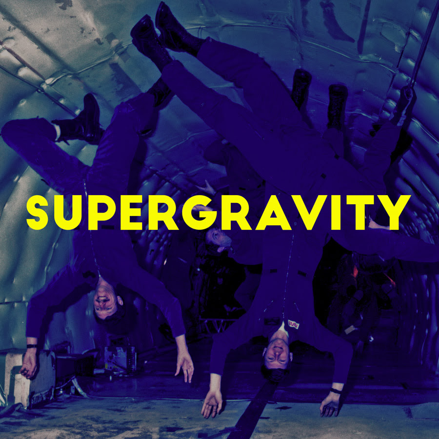 exposition SUPERGRAVITY - GRAVITONS EDITIONS