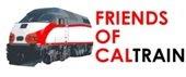 friends of caltrain logo