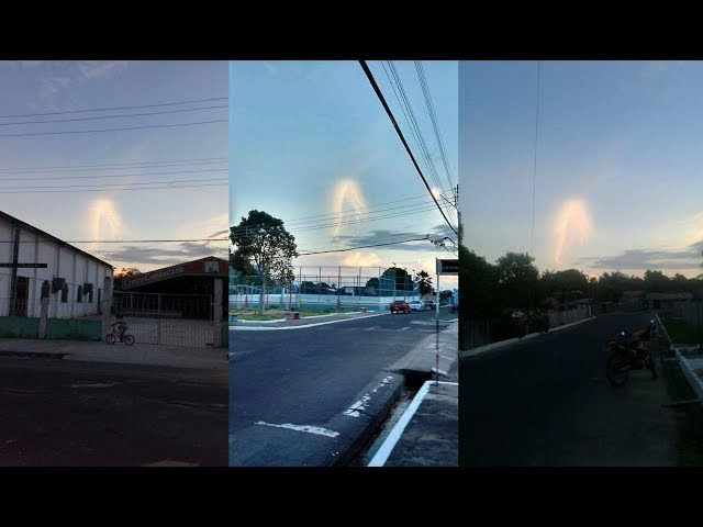 Apparition in Brasil, scares residents and photos went viral on the internet  Sddefault