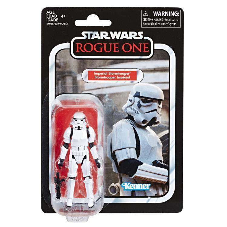 Image of Star Wars: The Vintage Collection Wave 6 - Imperial Stormtrooper (Rogue One)