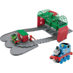 Fisher Price Thomas And Friends Knapford Station Playset