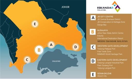Johor Iskandar Economic Region