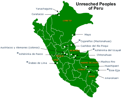 unreached peoples project Un-reached peoples 10/40 the joshua project list is just a step toward • over two billion people live in these unreached people groups and every day some.