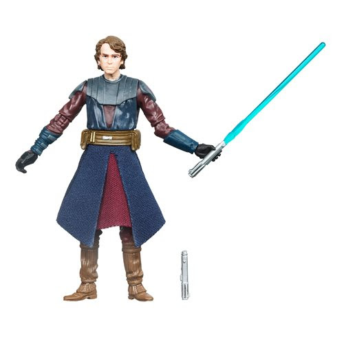 "Image of Star Wars The Vintage Collection Wave 3 (2020) - Anakin Skywalker (The Clone Wars) 3.75"" Figure"