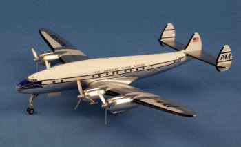 AC219613 | Aero Classics 200 1:200 | L-749 Constellation Eastern N110A with airstairs
