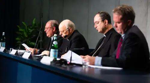 El Vaticano publica una Instrucción sobre el funcionamiento del Sínodo de los Obispos