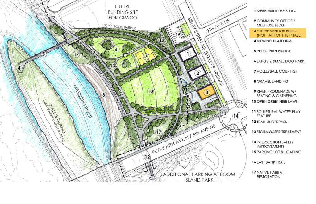 Graco Park Concept 1
