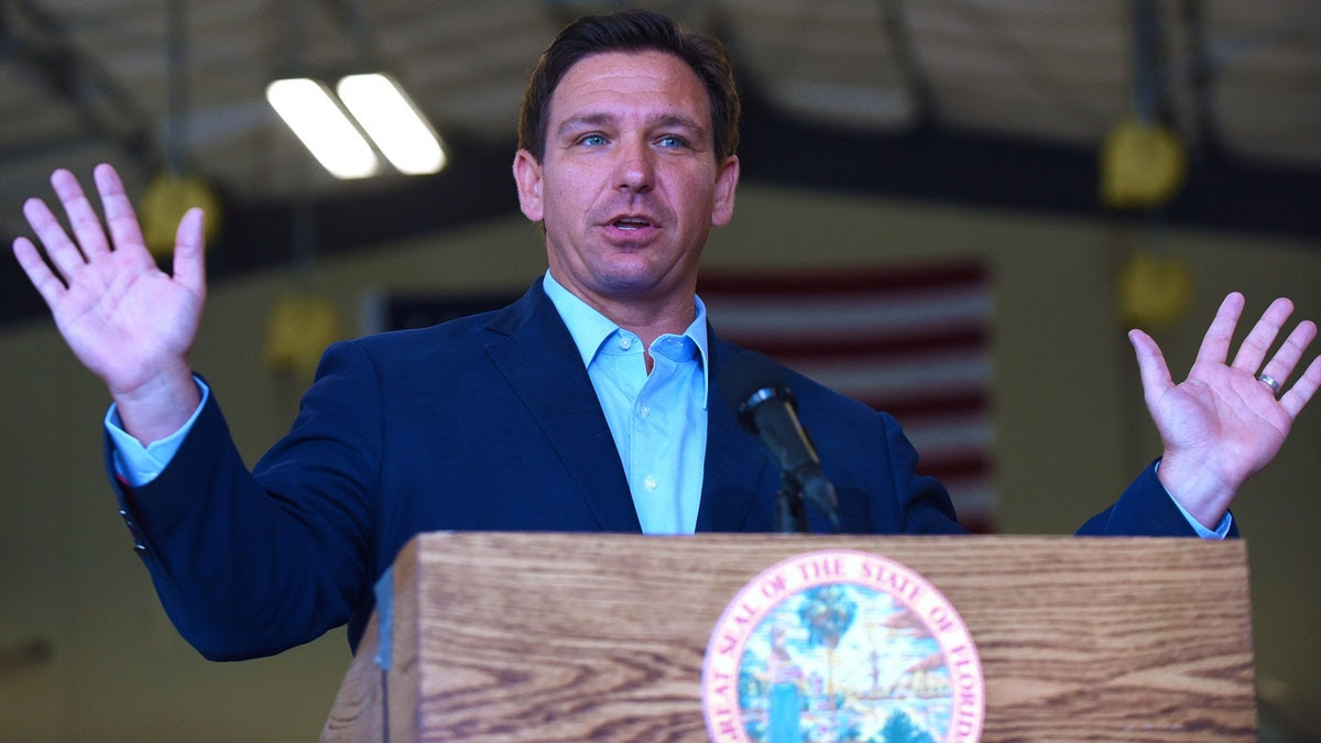 DeSantis Fights Back, Will Sign Order Protecting Rights Of Parents On Masks For Children