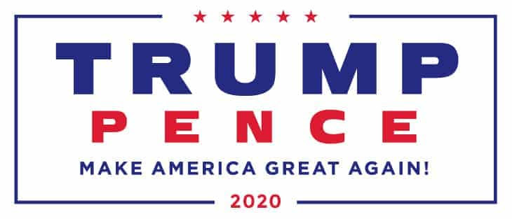 Trump Pence Make America Great Again