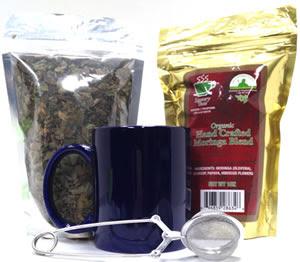 Moringa Blend Tea