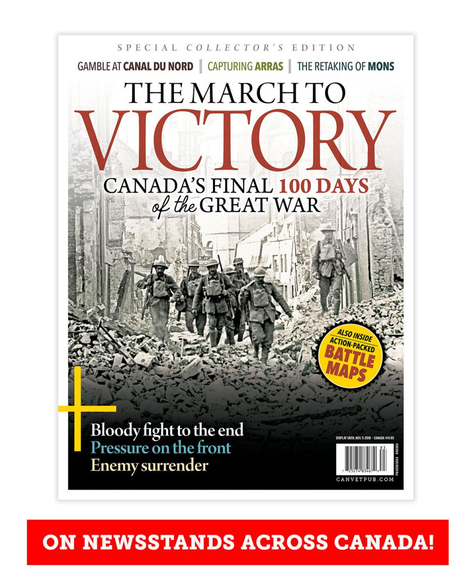 The March to Victory: Canada's Final 100 Days of the Great War