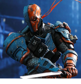BATMAN: ARKHAM ORIGINS DEATHSTROKE 1/6 SCALE FIGURE