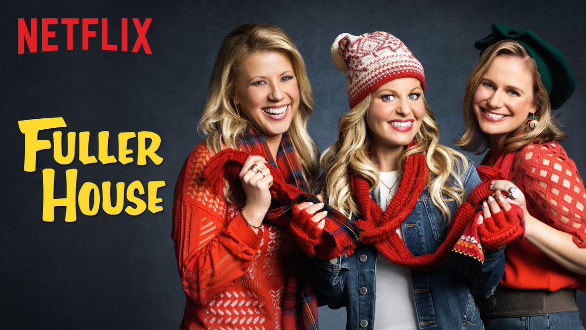 Netflix Fuller House Season 2 - Now on Netflix
