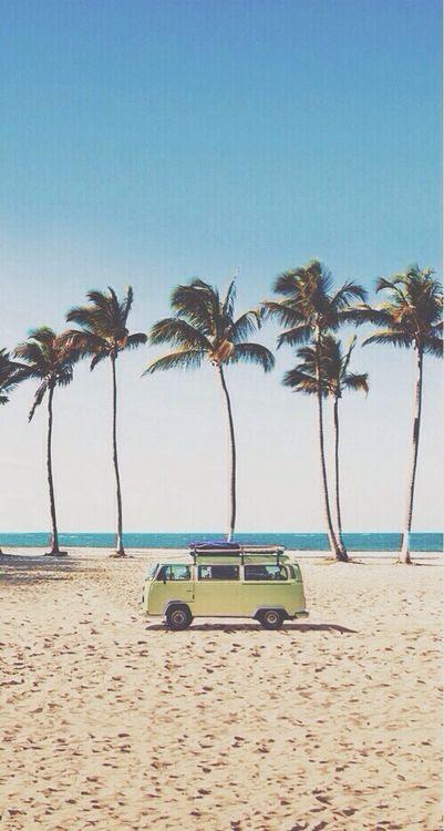 playa, sol, verano♥