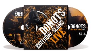 Die Donots kündigen das erste offizielle Live-Album ihrer Karriere an