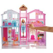 Barbie Real Super Casa 2 Andares - Mattel