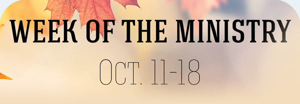 Week of the Ministry