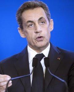 A Nicolas Sarkozy los sondeos le otrogan un gran espacio de progresión.- EFE