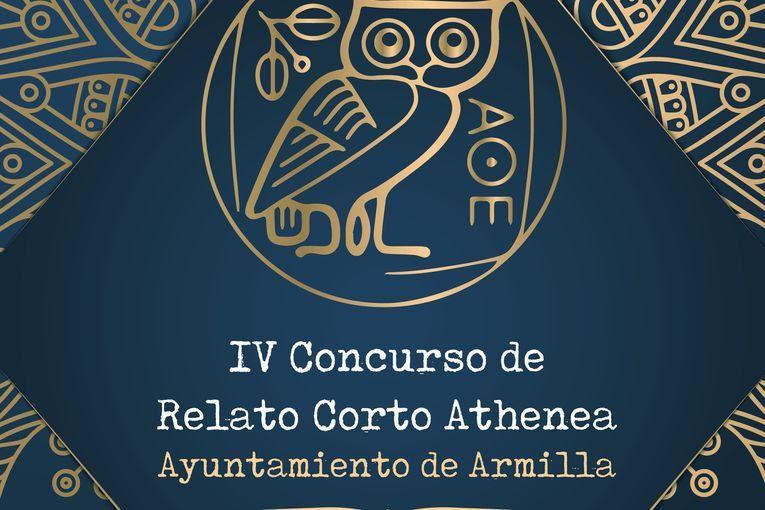 """IV Concurso de Relato Corto """"Athenea"""""""
