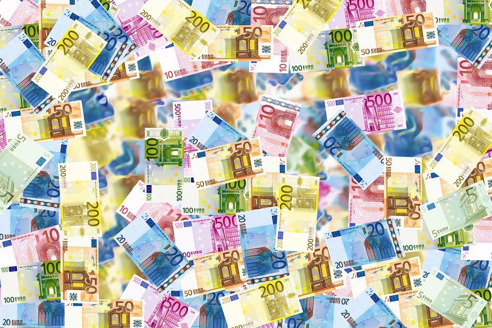 Geld, Cash, Biljetten, Munteenheid, Bankbiljetten, Euro