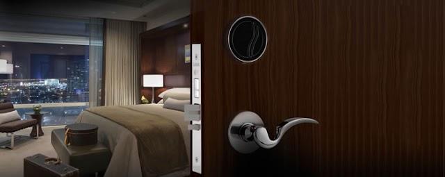 La llave de tu habitación ahora desde tu Smartphone