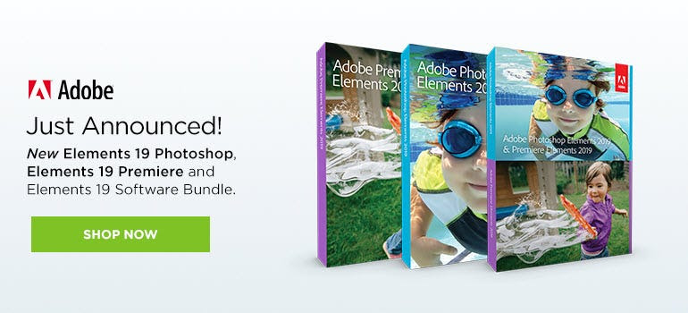 Adobe Just Announced New Elements 19