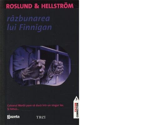 Razbunarea lui Finnigan - Roslund, Hellstrom