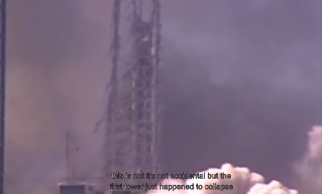 9/11 Footage They Only Showed Once!
