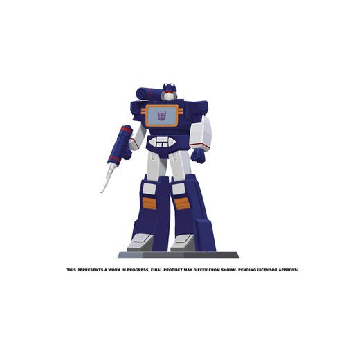Image of Transformers Soundwave 9-Inch Statue - JANUARY 2021