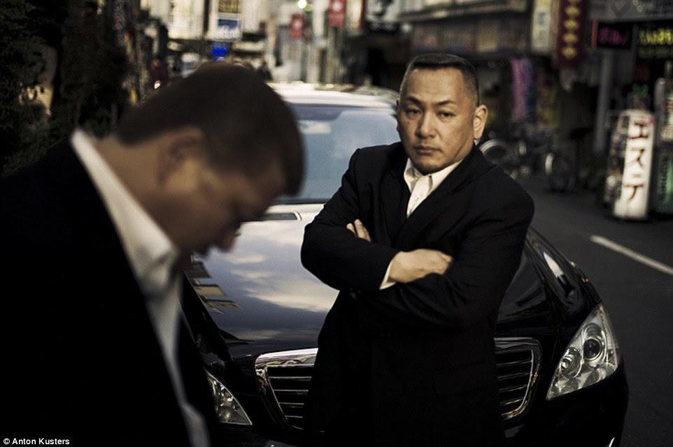 Ảnh: Bên trong thế giới tội phạm ngầm Nhật Bản - 8