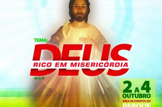 Fonte da Misericórdia - V. da Conquista - 2015 - cartaz