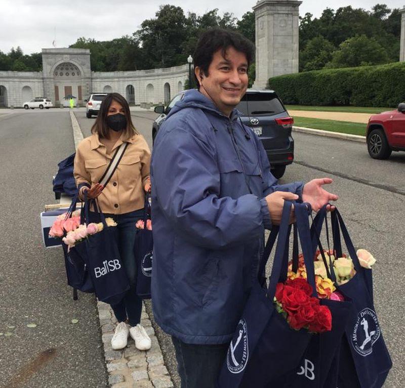 Family Pass handout on Memorial Avenue
