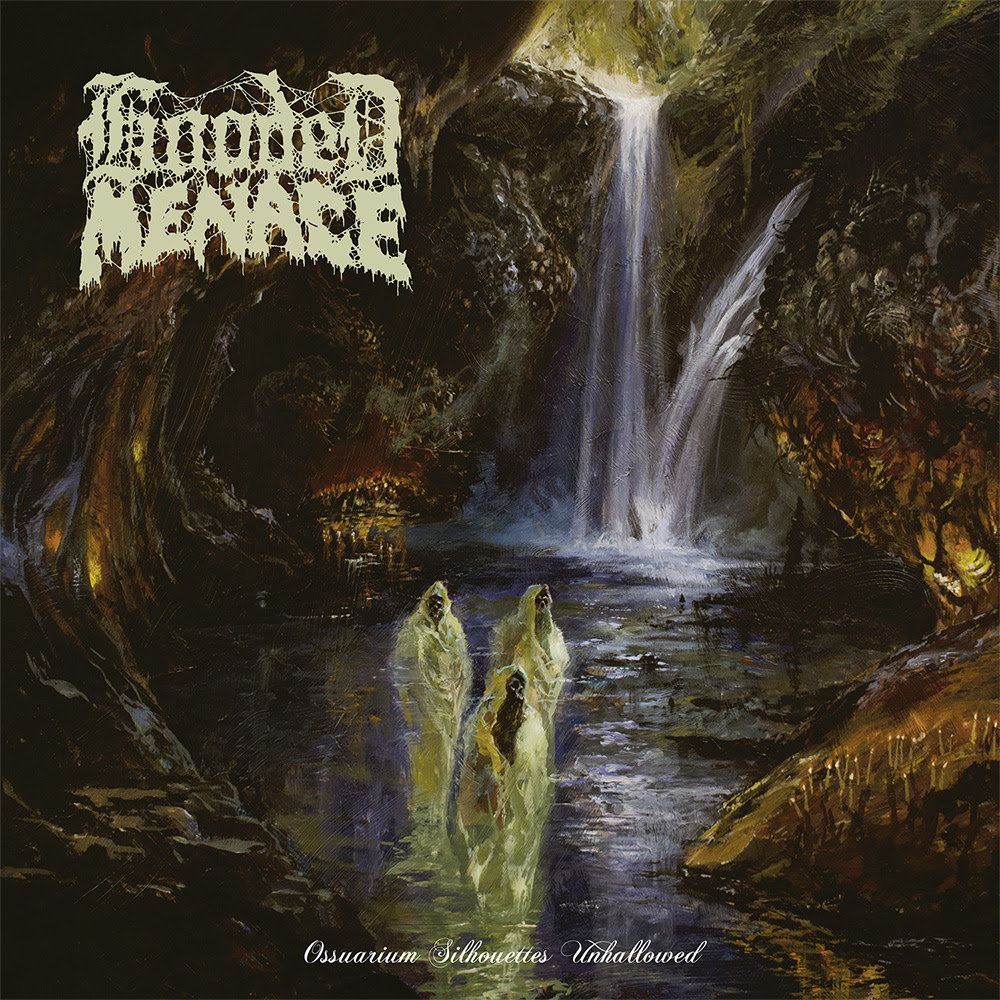 HOODED MENACE album cover