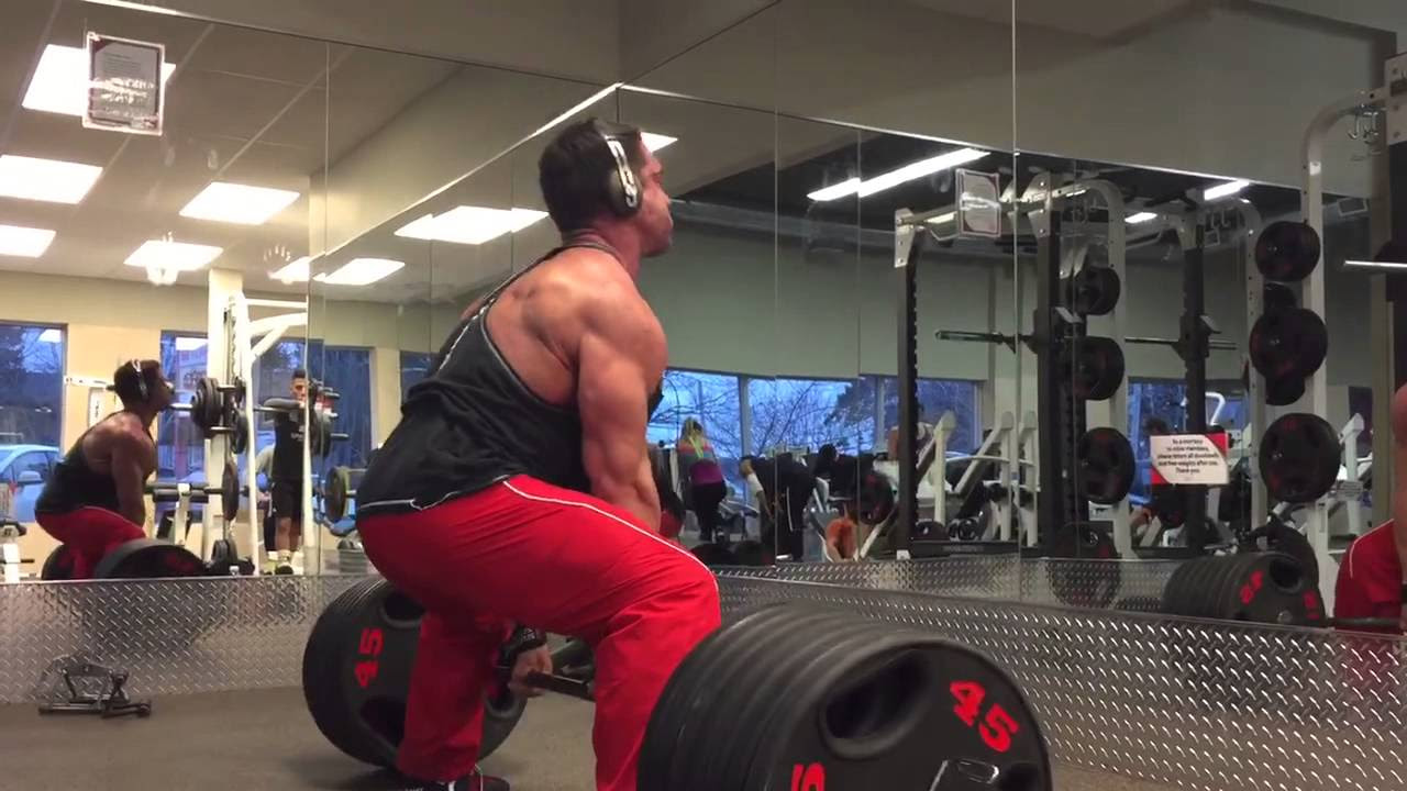 Q&A With IFBB Pro Greg Doucette - Official Guinness Book
