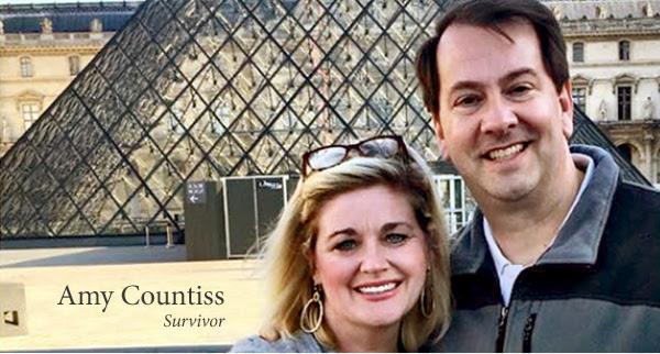 Amy Countiss - Survivor.
