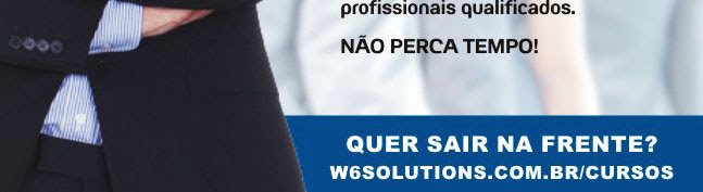 W6 cursos - w6solutions.com.br/cursos