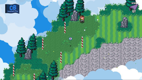 In this golf RPG (yes, it's a thing), play through a dramatic story with a diverse cast of character ...