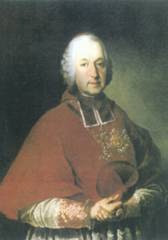Migazzi Kristóf püspök