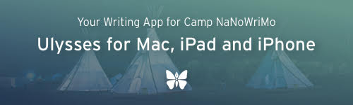 Ulysses for Mac–Your Writing App for Camp NaNoWriMo
