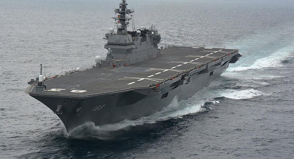 Japón: Tokio participará por primera vez en las maniobras navales de EEUU y el Reino Unido