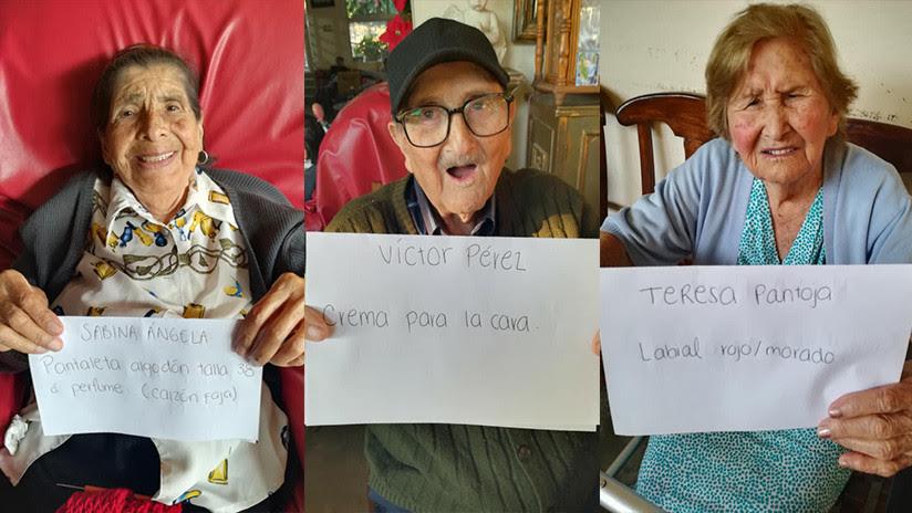 El gesto en México que cambió la Navidad de unos ancianos en el olvido