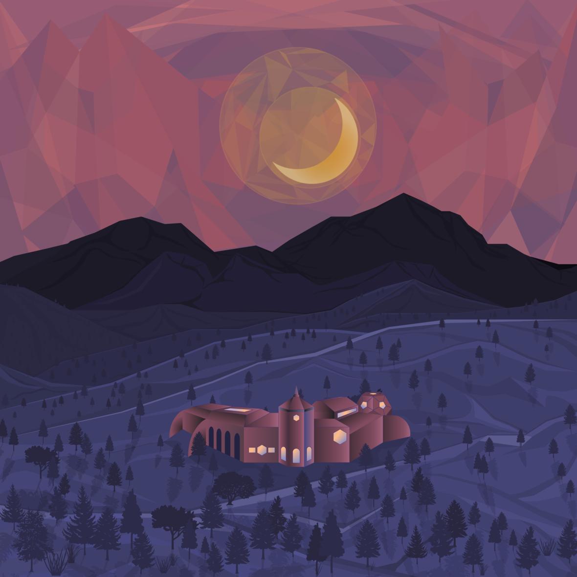 Grayson Erhard - Earthship cover art