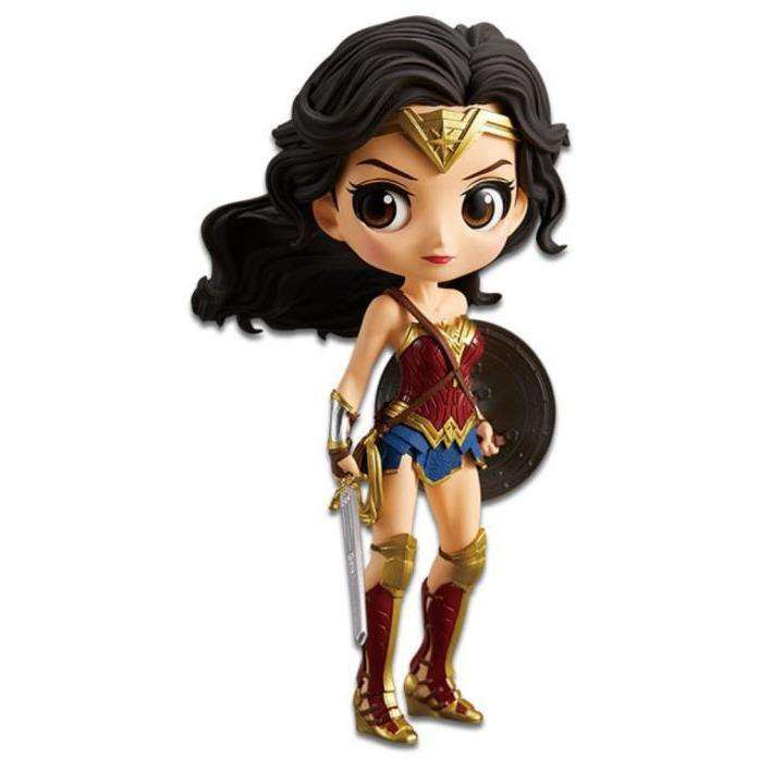 Image of Justice League Q Posket Wonder Woman