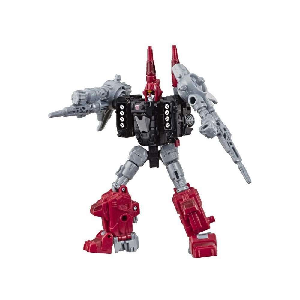 Image of Transformers Generations Selects Deluxe Powerdasher Jet Cromar