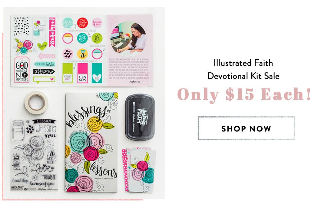 Shop $15 IF Devo Kits Sale Banner2