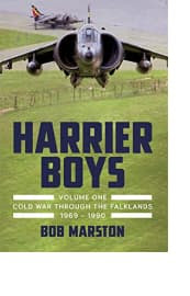 Harrier Boys: Volume One